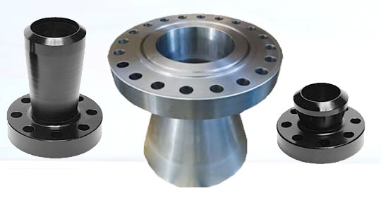 Expander Flange - What are Steel Flanges?